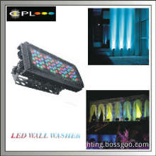 Stage Outdoor LED Wall Washer Flood Light (CPL-1134 72X3W RGBW equipment)