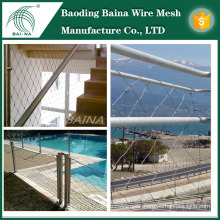 Protection screening stainless steel fence net online shopping