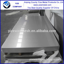 high quality surface 2B/NO.1/NO.4/no.8 410 stainless steel sheet price from China for construction (manufacturer)