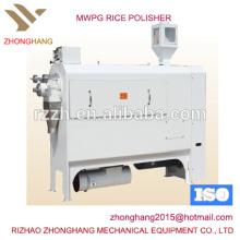 MWPG новый полировальный аппарат для риса