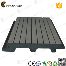 new design fanshionable style non-swelling anti-mildew swimming poor garden wpc outdoor building materials