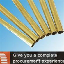Tubos de cobre C12000 para aplicaciones industriales