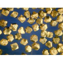 Superhartes Material aus synthetischen Diamanten mit Ti-Beschichtung