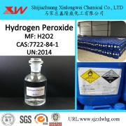 Hydrogen Peroxide Food Grade ISO&SGS Certified