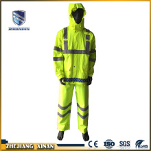 yellow traffic reflective jacket safety clothing