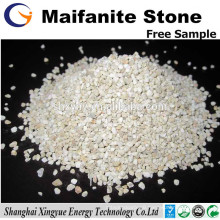 2-4mm Natural Maifanite/Maifanitum for water treatment