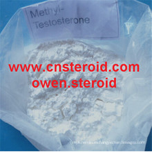 17 suplementos de la hormona de la alimentación de la tilapia del polvo crudo de la testosterona alfa de la metilo