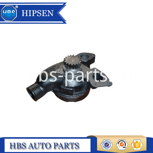 Jcb Excavator Parts Water Pump