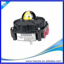 Serie APL interruptor de límite de posición de la válvula Interruptor de fin de carrera Monitor de válvula