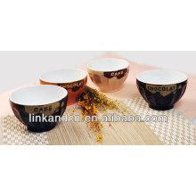 KC-04002wholesale bowl, большие керамические смешивая шары, шар риса