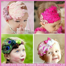 WC0082 New fashion top quality hot sale wholesalers beautiful popular chinese baby hair accessories