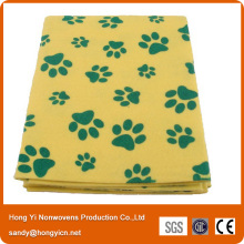 Super Soft Nonwoven Fabric Pet Mat