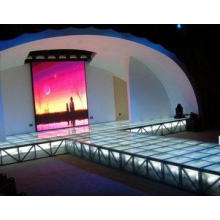 High Brightness Indoor Advertising LED Display Board P4mm f