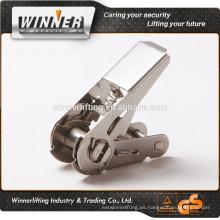 de alto rendimiento de acero inoxidable hebilla de liberación rápida en stock