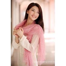 Silk & Nylon Blended Scarf (12-BR050320-5.5)