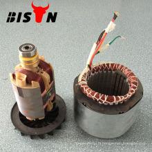 BISON CHINA 188f Moteur Triphasé 5kw Générateur Electrique Stator
