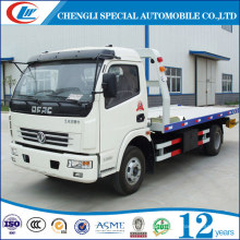 China Factory Supply 5tons Tow Truck Towing Wrecker Truck