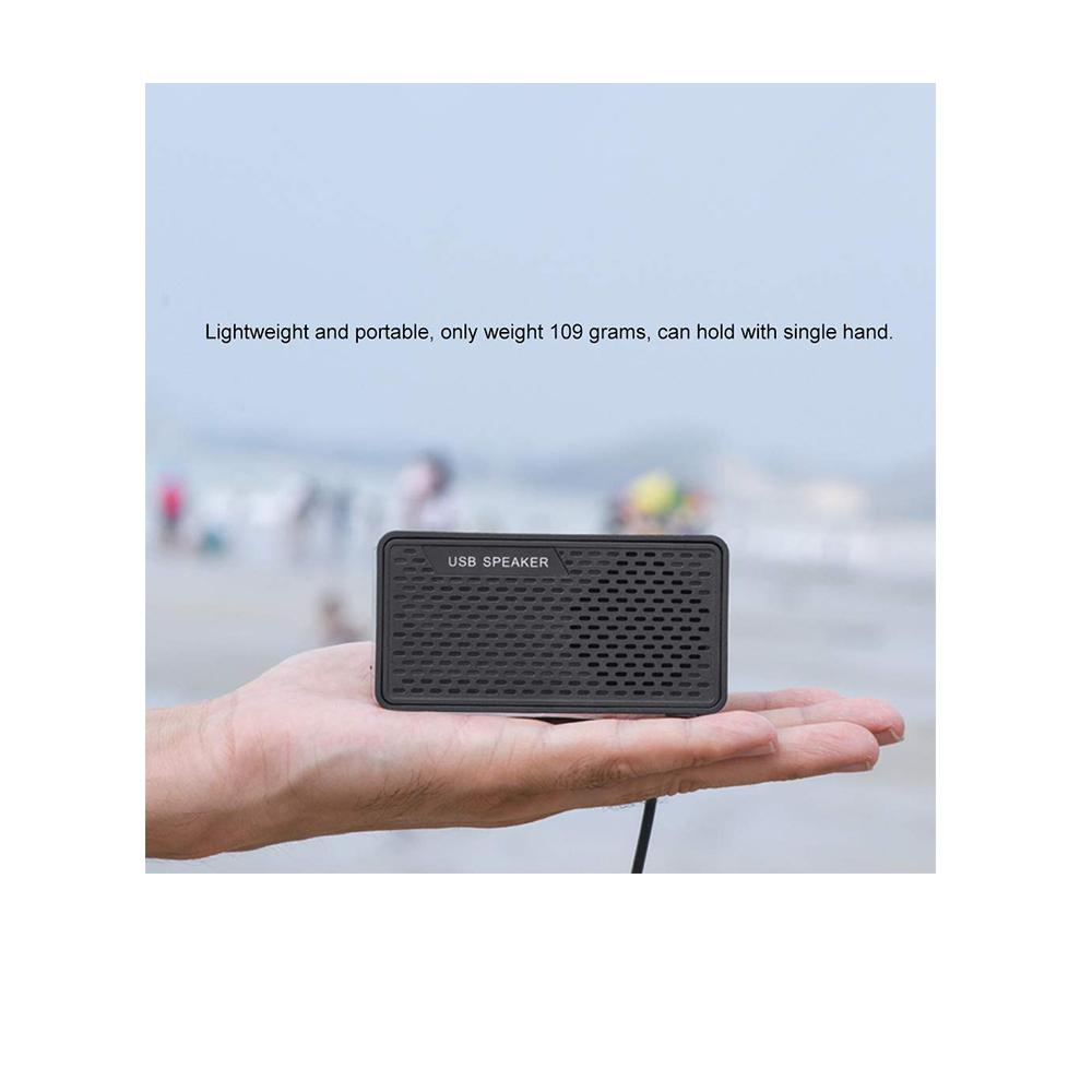 speaker wired