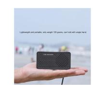 Plug In Mini Speaker Stereo Portable Desktop Speakers