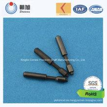 ISO fábrica por encargo ISO Estándar eje de doble diámetro