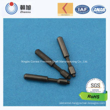ISO Factory Custom Made ISO Standard Dual Diameter Shaft