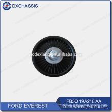 Rueda loca genuina Everest (polea de ventilador) FB3Q 19A216 AA