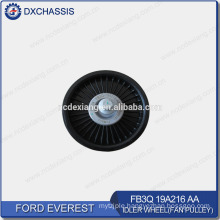 Genuine Everest Idler Wheel (Fan Pulley) FB3Q 19A216 AA
