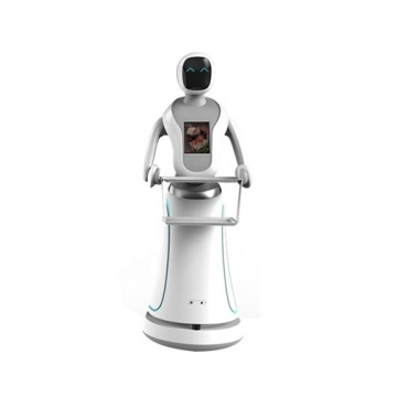 Entrega Food Restaurant Robot