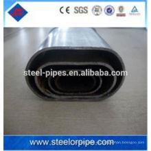 De alta precisión en forma de tubo de acero personalizado de acuerdo a las necesidades del cliente