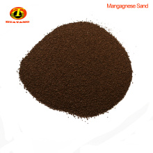 Manganese sand filter media remoce fe and mn