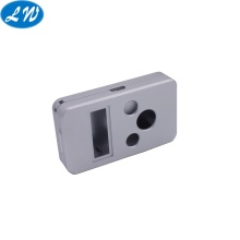 Anodized aluminum enclosure electronic making metal case