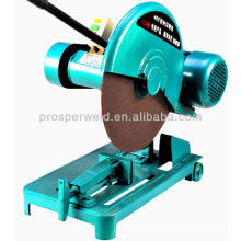 400mm cut off machine, patented cut off machine with 100% cooper wire motor
