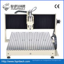 Enrutador CNC para trabajar la madera Máquina de grabado Máquina CNC