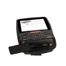coletor de dados de código de barras pda laser 1d móvel