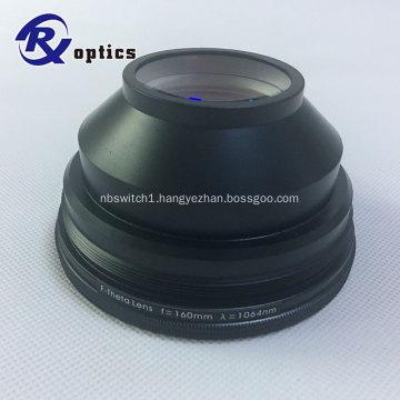 1064nm F-Theta Lens for fiber laser marking machine