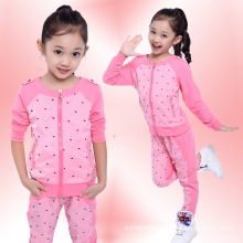2016 Wholesale High Quality Girls Suit for Spring and Autumn
