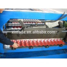 galvanised sheet corrugation profile machine