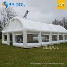 Завод OEM партии событий Большие палатки Надувной прозрачный пузырь Отдых палатки свадьбы