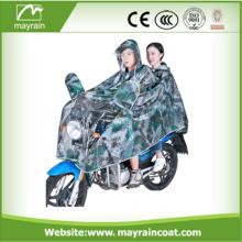 Waterproof Reusebal Polyester Rain Poncho