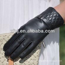 Hotsale New Brand warm women polyester fleece lined glove