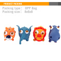 Rubber Toys Animals Assorted Animal Pop Toys