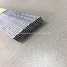 16x3mm Aluminum Flat mirco channel tube
