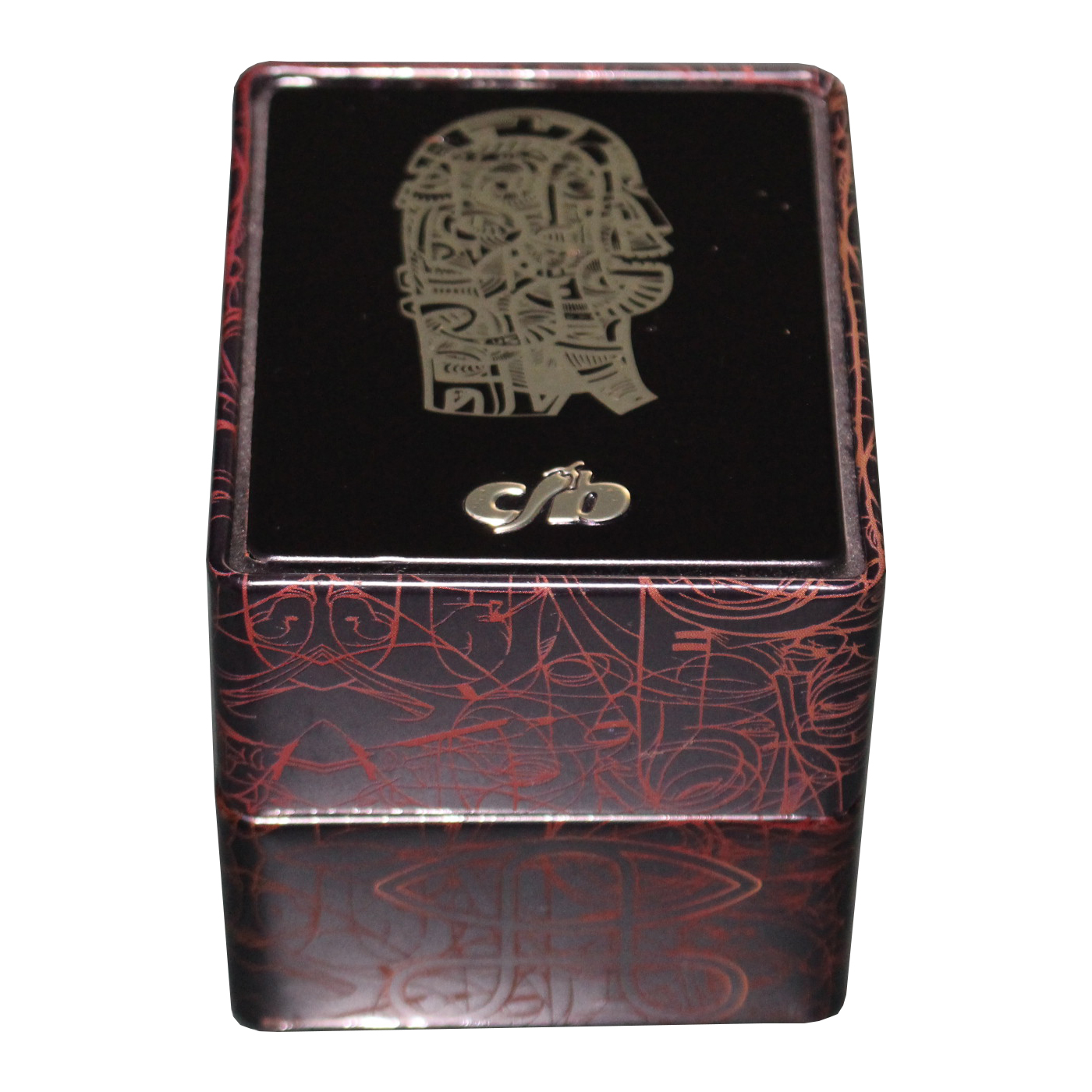 Luxury Watch Tin Box