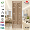 High Quality  Engineered White Oak Oval Door Panel
