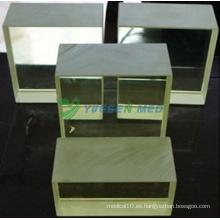 Ysx1613 2mmpb Radiación Protección Rayos X Vidrio de plomo