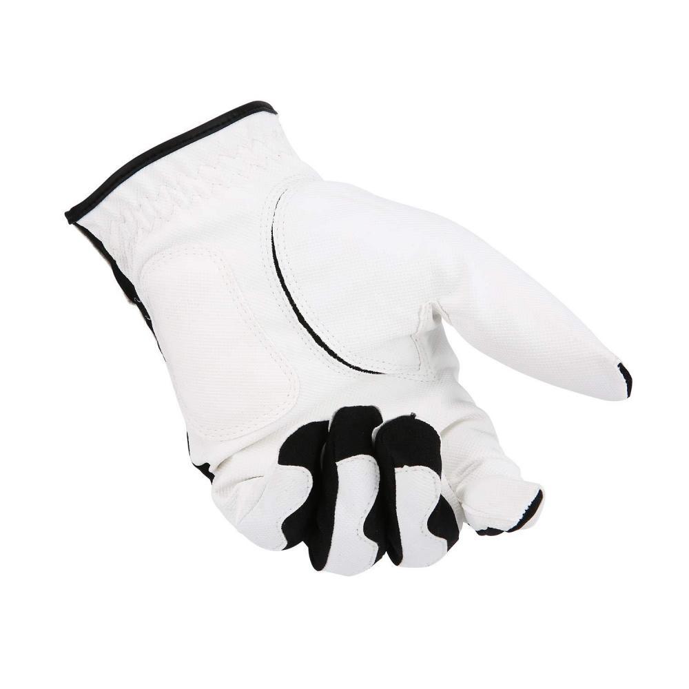 Sheepskin Leg Velcro Glove