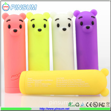 Winnie The Pooh Plush Toy Bear Power Bank 2600mAh Battery for Mobile Charger