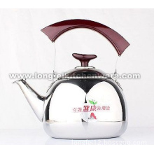 Stainless steel Non-magnetic water kettle without filter