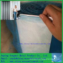Fibra de vidro mosca tela de malha / Janela de tela de fibra de vidro de malha de arame (Invisível tela da janela) (exportador)