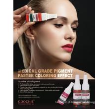 Pigmento de Maquiagem Permanente Goochie